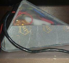 Изготавливаю корпус для аккумуляторов