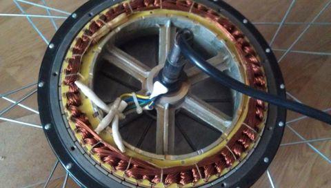 мотор колесо прямого привода