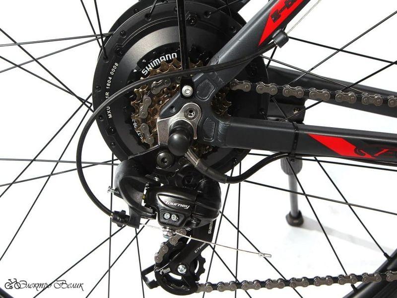 мотор колесо редукторного типа